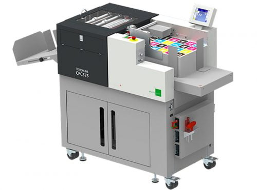 Multigraf-Touchline-CPC375 Multifinisher
