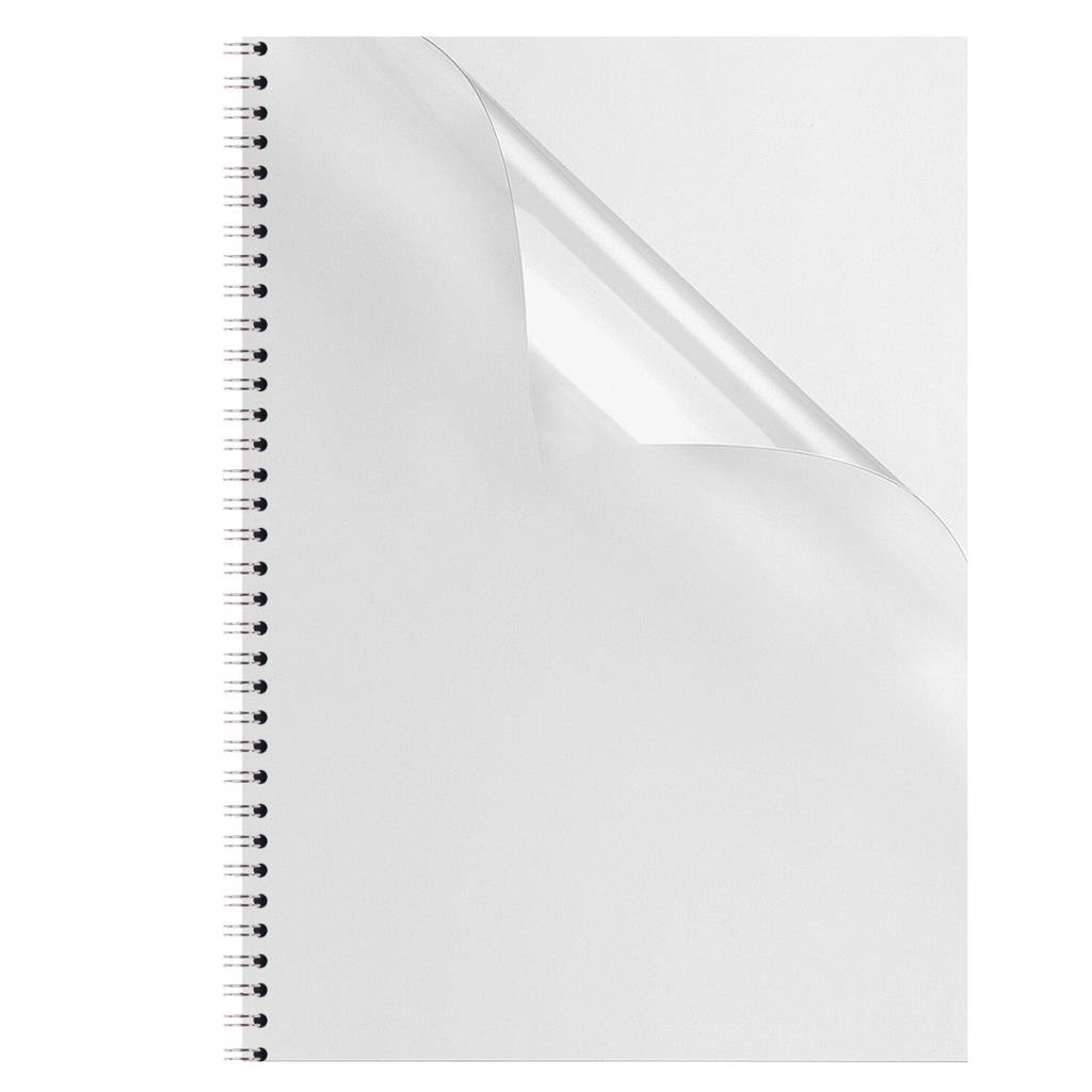 Albyco clear bindingcovers