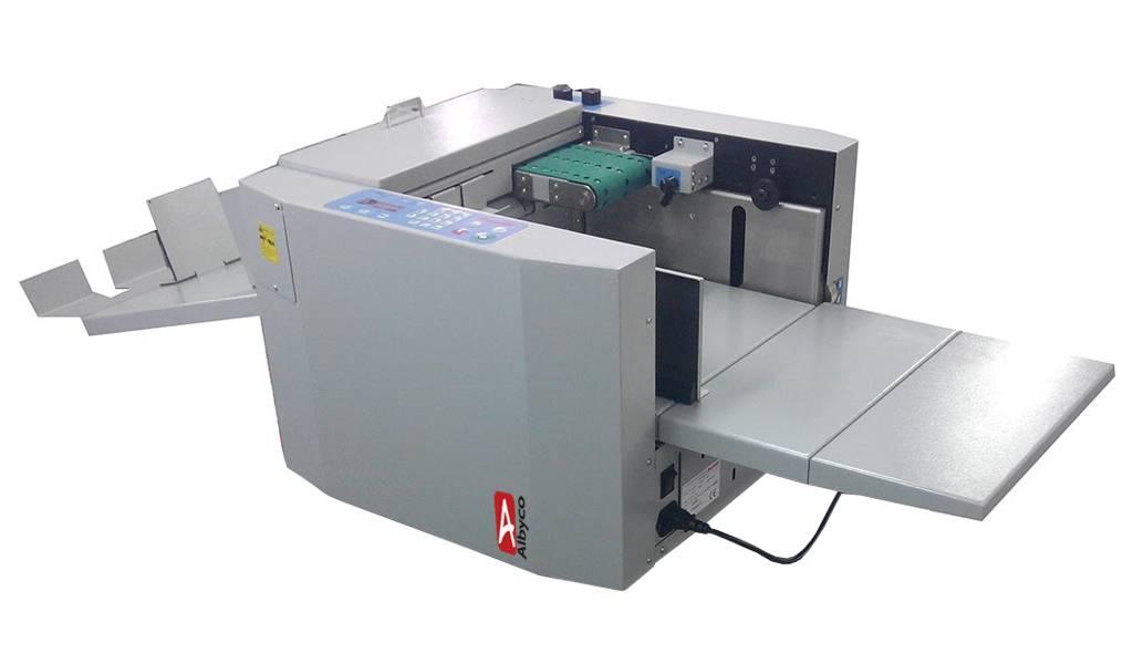 Albyco rilmachine met luchtinvoer