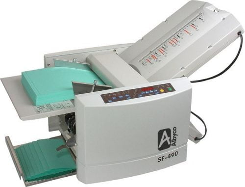 albyco-sf-490-vouwmachine