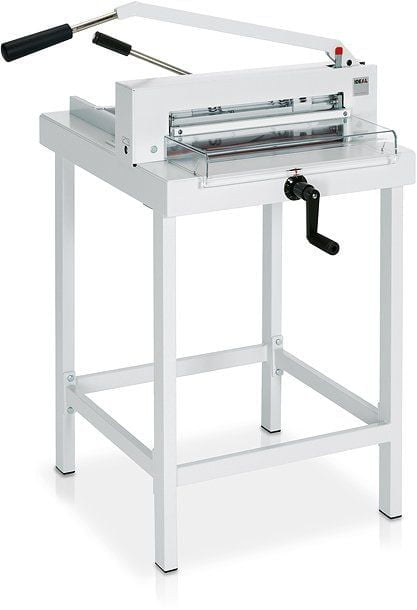 Ideal 4305 manual guillotine