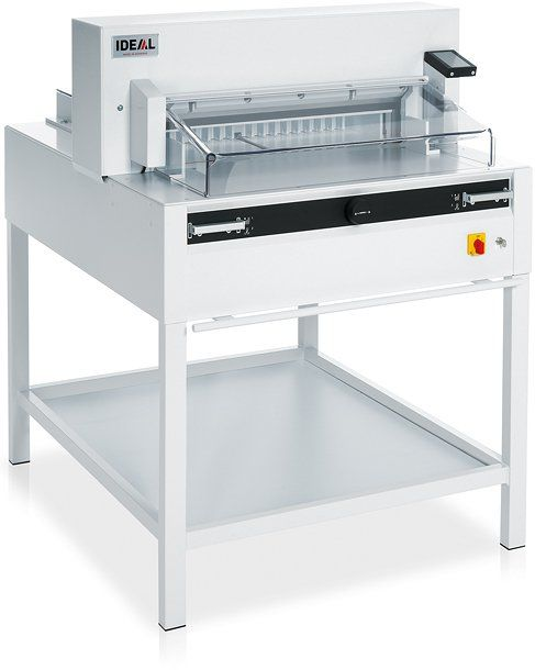 Ideal 6655 Stapelsnijmachine