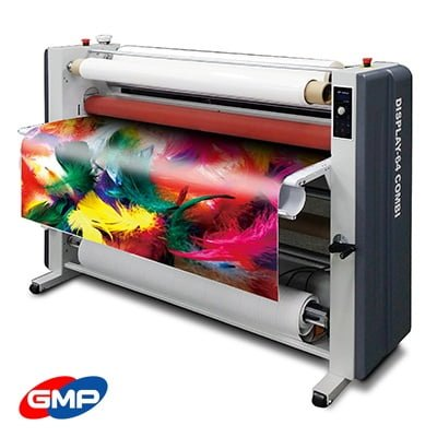 GMP Display 64 Combi lamineermachine