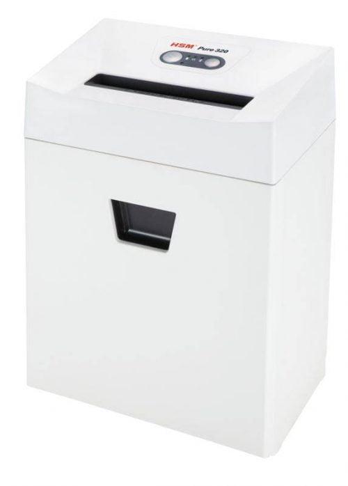 HSM Pure 320 papierversnipperaar