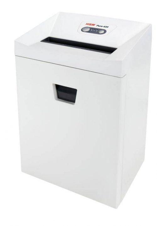 HSM Pure 420 papierversnipperaar