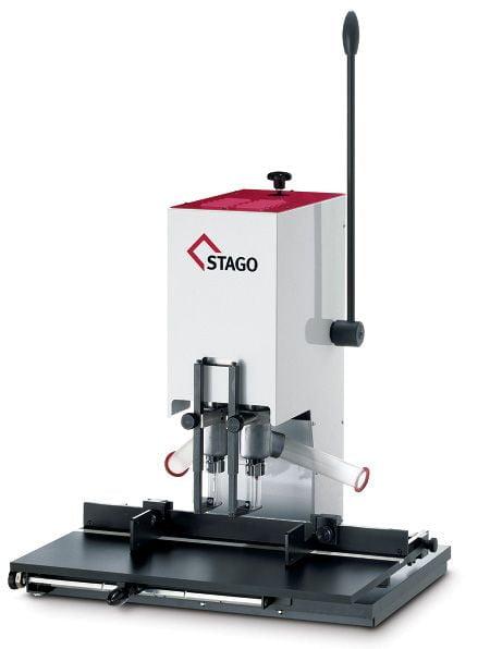 Stago 2000-serie papierboormachines