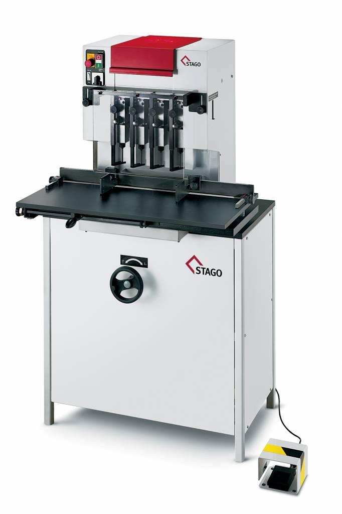 Stago 4-kops boormachine PB5010-serie