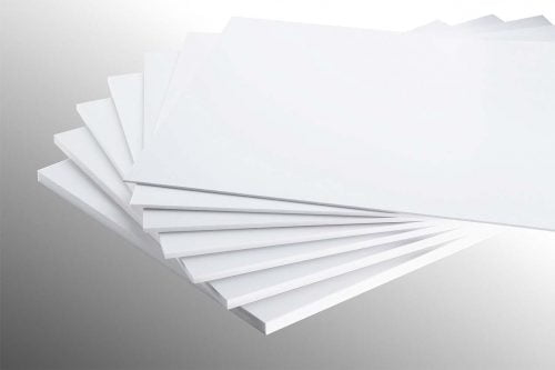 Forex Print, polyplaat, éénzijdig