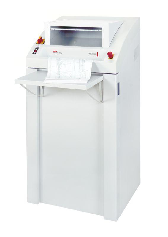 HSM Powerline 450 papiervernietiger