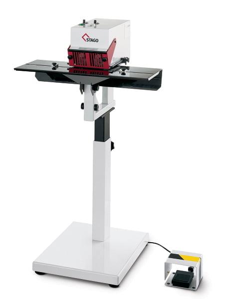 Stago HM6-BSS Tweekops hechtmachine