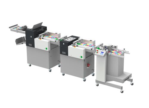 Multigraf Touchline TCF 375 & CP375 Duo