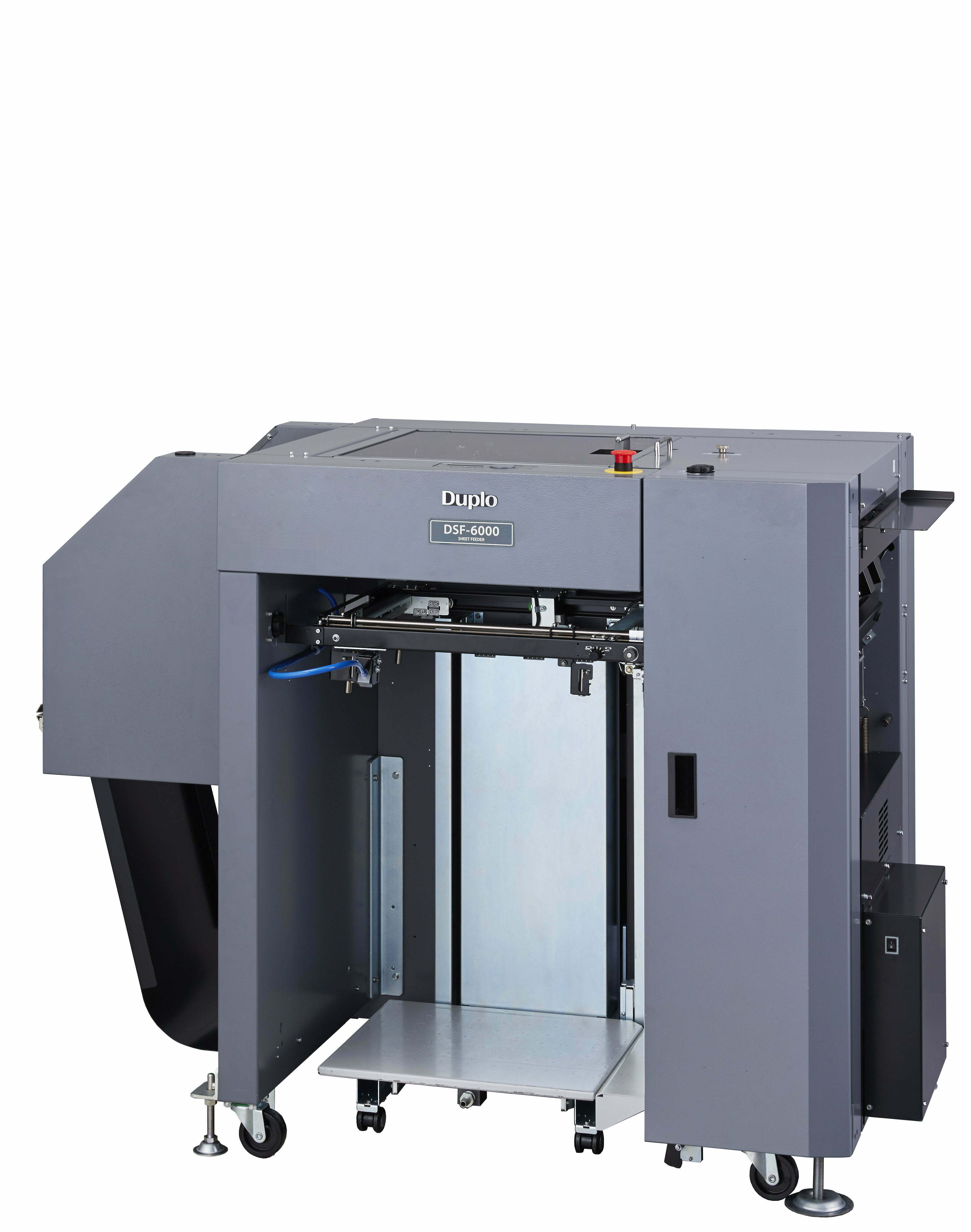 Duplo iSaddle 2 PRO Digital System DSF 6000