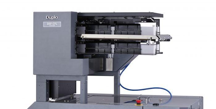 Duplo iSaddle 2 PRO Digital System DSF-CFL