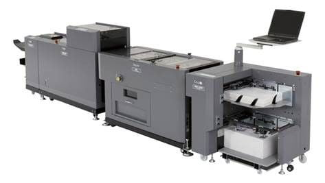 Duplo 350 SCC Digital Booklet System