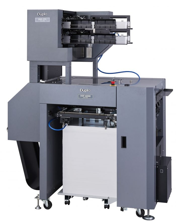 Duplo iSaddle 2 PRO Digital System met CFL