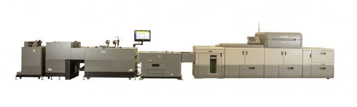Duplo 600R Inline Booklet System