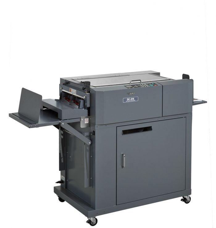 Duplo DC-616 Slitter/Cutter/Creaser/Paperfolder