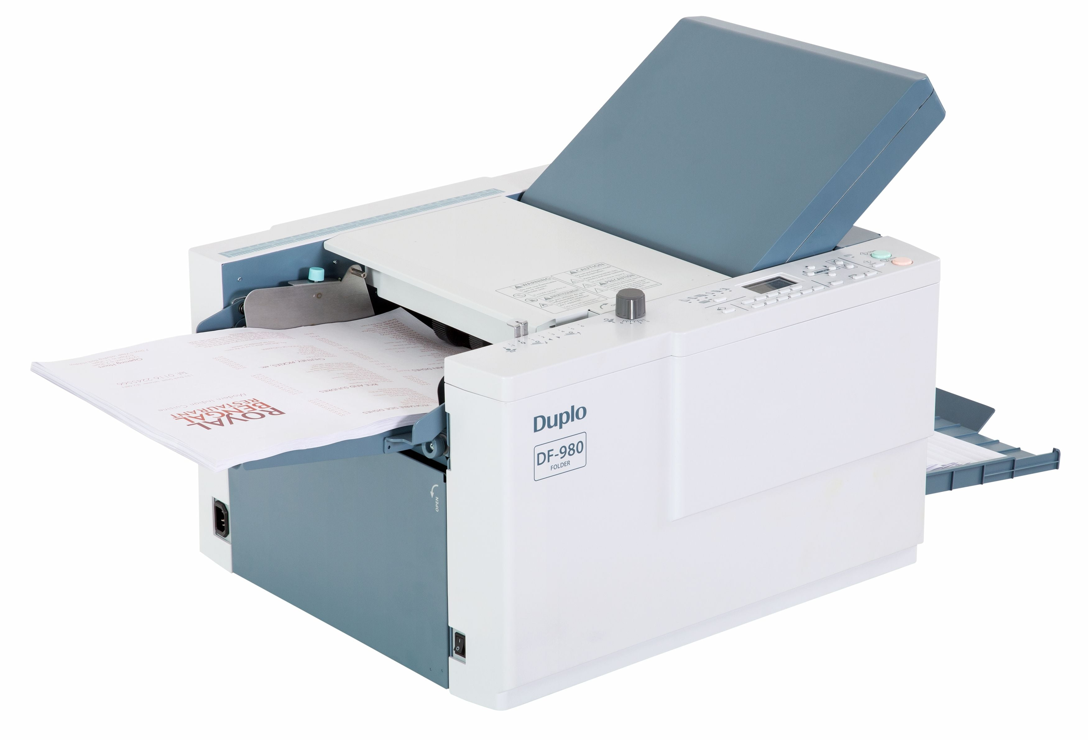 Duplo DF-980 paperfolder