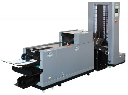Bookletmaker/trimmer