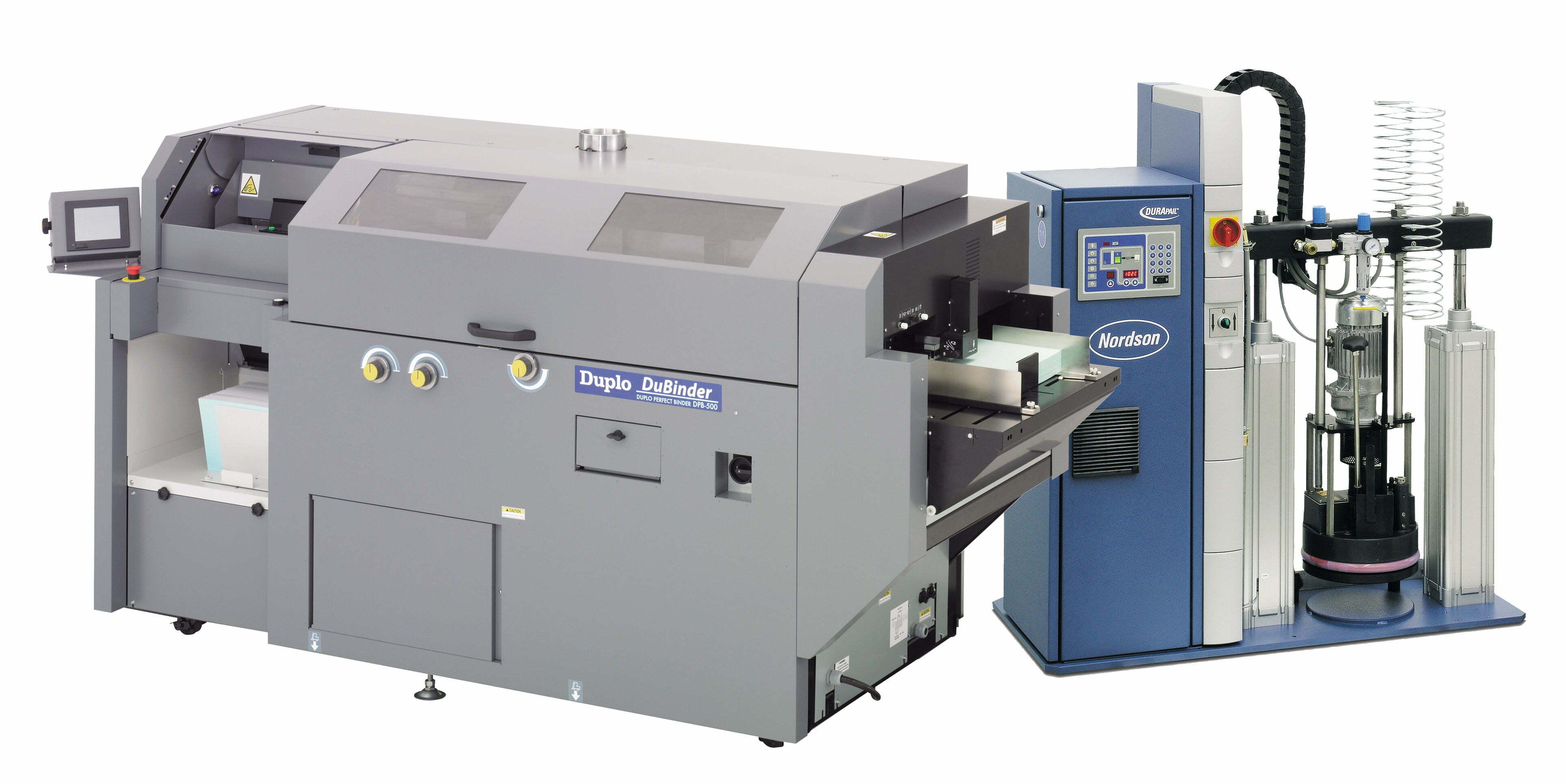 Duplo DPB-500-PUR Perfectbinder