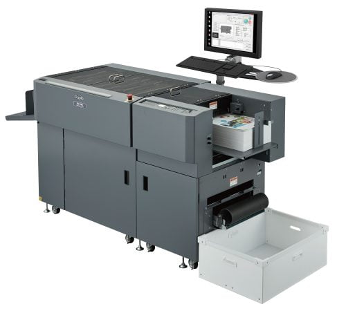 Docucutters, Multifinishers
