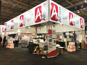 Albyco op de Sign & Print Expo 2019