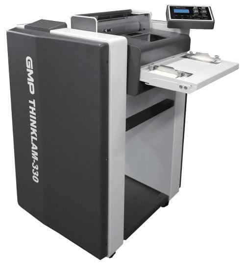 GMP Thinklam 330, système de laminage automatique double face