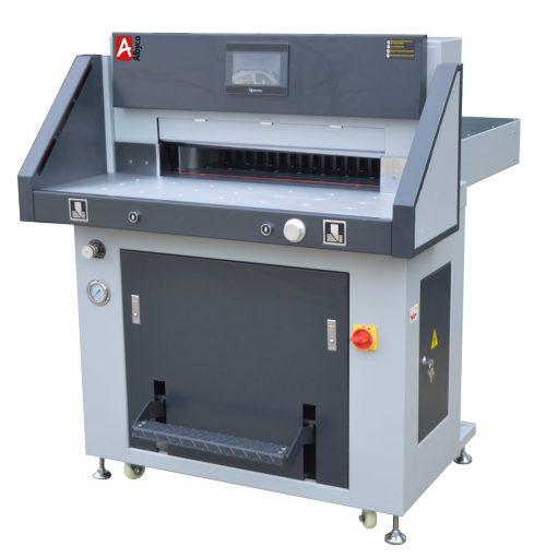 Albyco-728 Hydraulische stapelsnijmachine