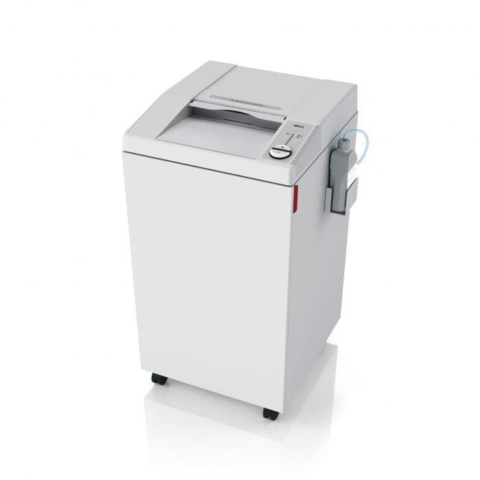 Ideal 0103 SCD Shredder voor smartcards en optische gegevensdragers