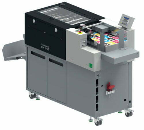 Multigraf Touchline CPC375 XPRO MULTIFINISHER