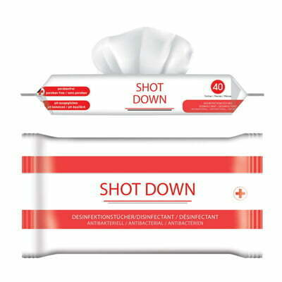 Shotdown-doekjes