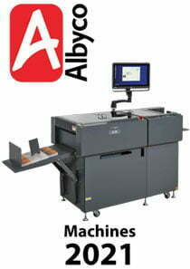 Machinebrochure Albyco -2021