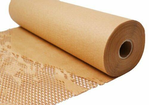 Opvulpapier-honingraat