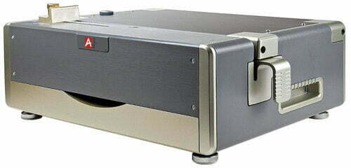Albyco-Ultrapunch ponsmachine met verwisselbare ponsblokken